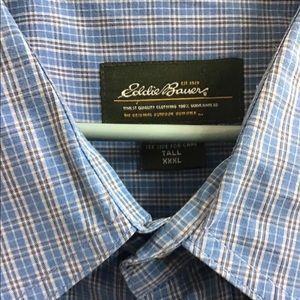 Eddie Bauer short sleeve shirt